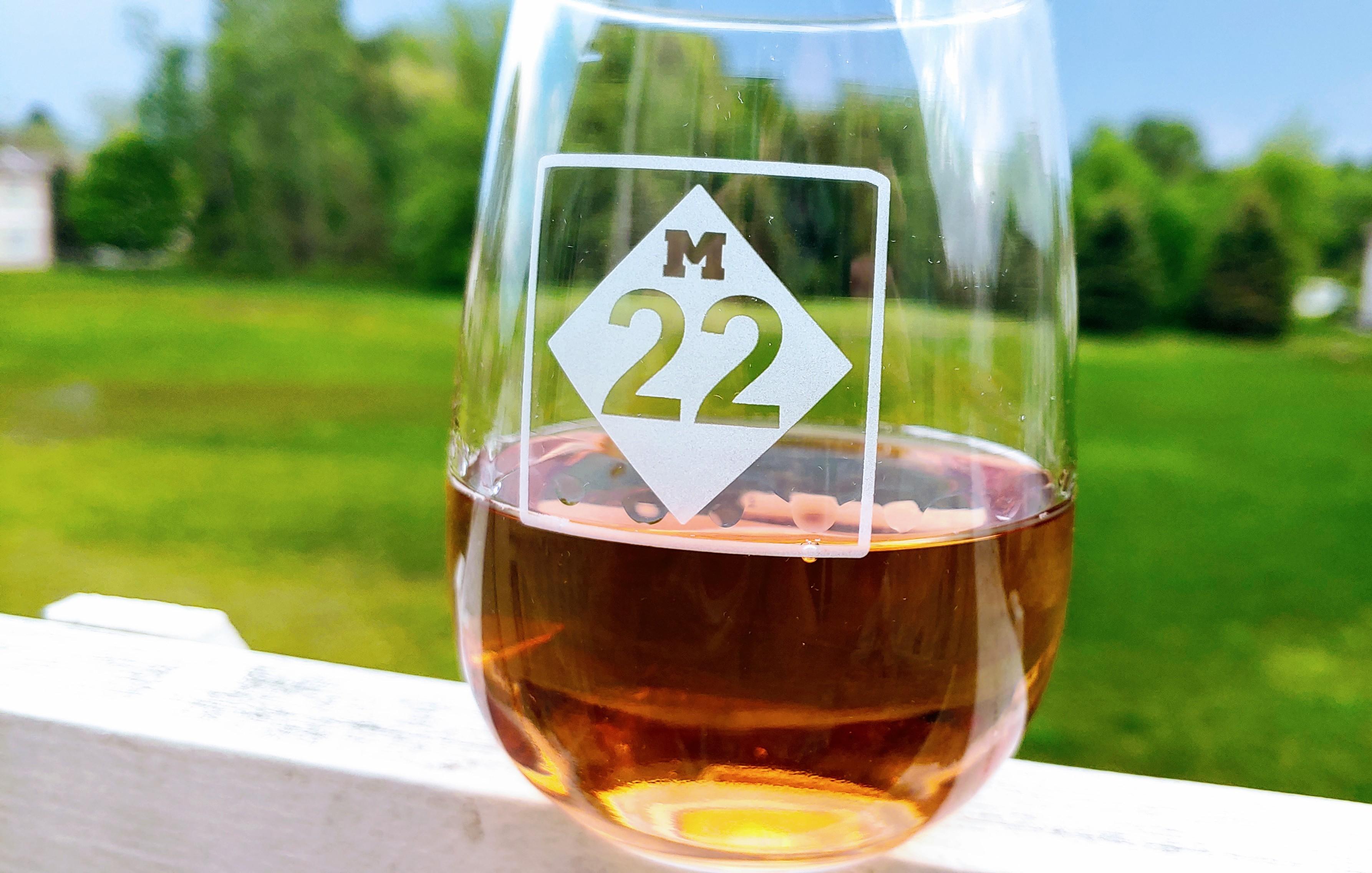 Best Wineries in Glen Arbor, next to Sleeping Bear Dunes National Lakeshore
