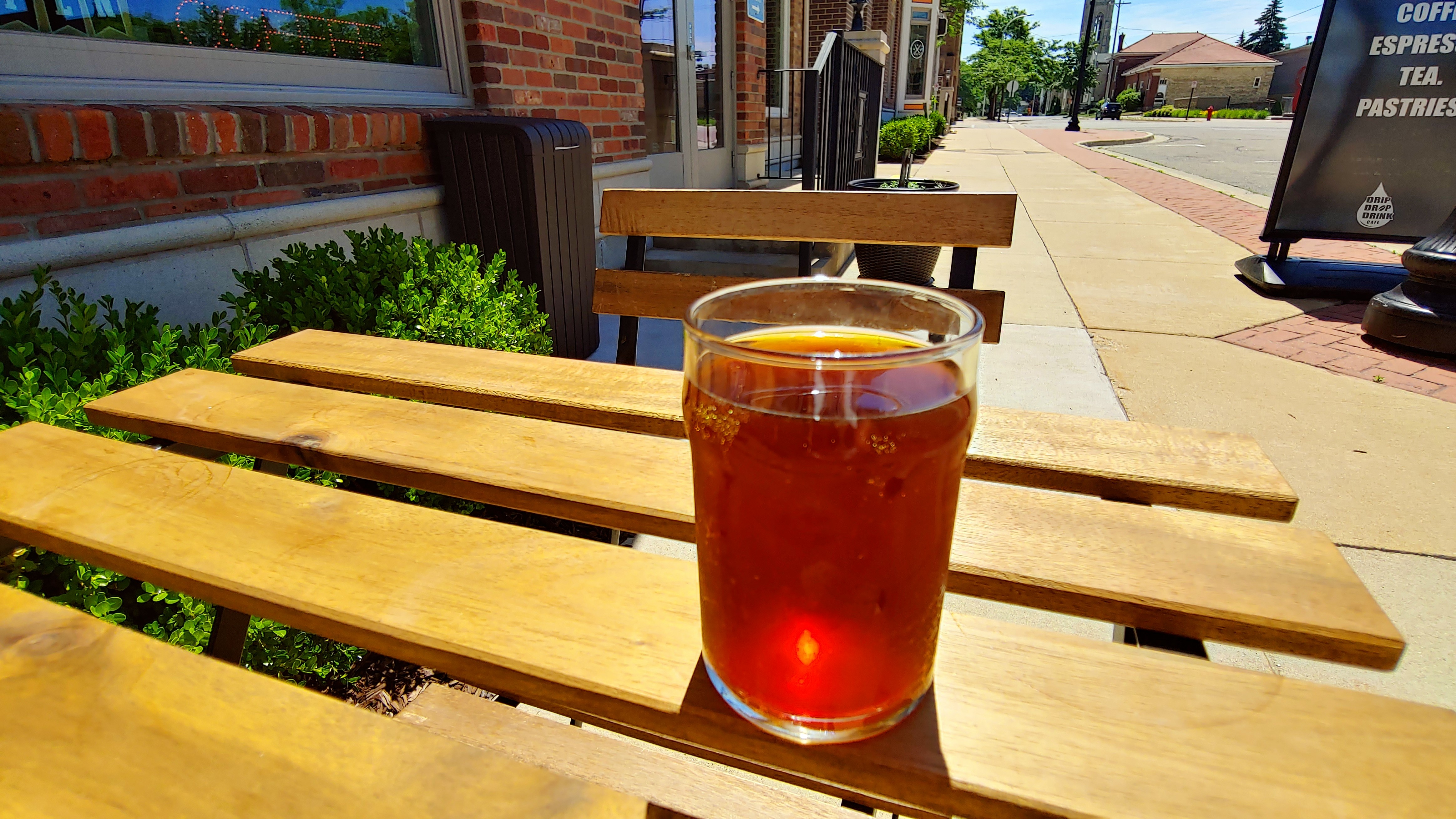 Best Coffee Shop in Downtown Muskegon, Drip Drop Drink